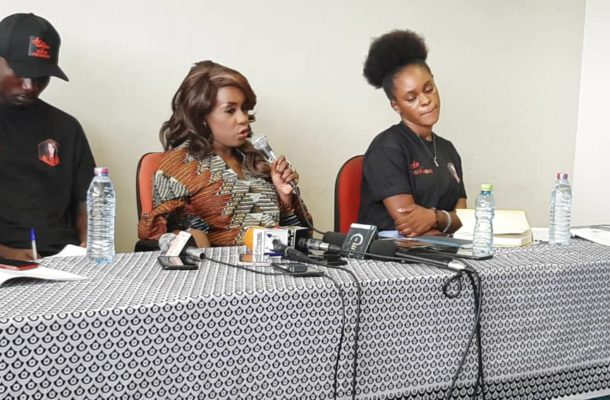 GFA Elections: 'I'm not an opportunists am here to restore our football'- Amanda Clinton