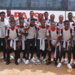 Wafa U-18 team on training tour in Austria