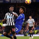 Mixed feelings for Atsu and Hudson-Odoi as Chelsea beat Newcastle