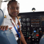 Meet 22-year-old Ghana's youngest commercial female pilot