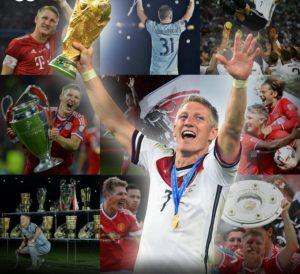 Bastian Schweinsteiger announces his retirement from football