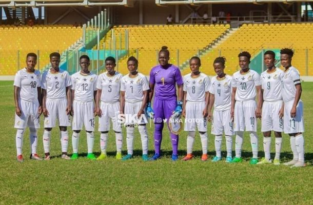 We lost the game at home -Adwoa Bayor on Black Queens elimination