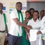 Bofoakwa Tano outdoors Healthlane hospital as its official healthcare provider