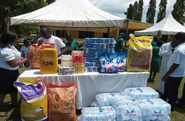 A/R: Deduako Special School receives donation from NABCO