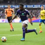 Arsenal and Chelsea eyeing Anderlecht wonder kid Jeremy Doku