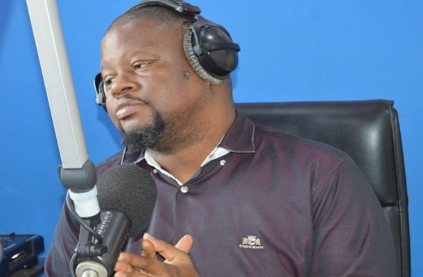 Fiifi Banson regrets quitting Peace FM; wants a come back