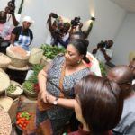 World Food Day: First Lady launches campaign against iron deficiency
