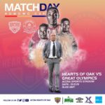 Homowo Cup: Gate fees for Hearts vs Olympics announced