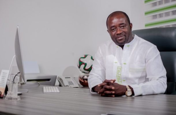 Kofi Manu fingers Kurt Okraku for committing too many blunders in his short stint
