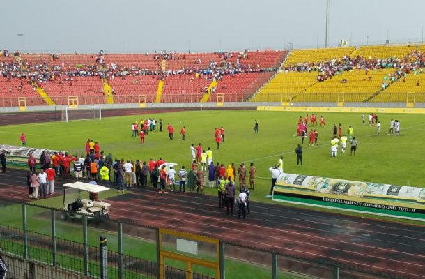 GFA assures Ghanaians they will deliver safe,peaceful venues for football