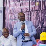 GFA presidential aspirant Kurt Okraku sends congratulatory message all elected RFA chairmen
