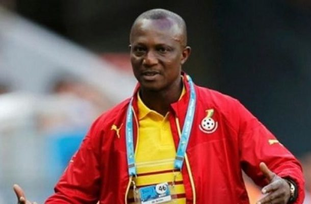 """I have spotted 5 players, some have played for Dutch junior teams who want to play for Ghana"" - Coach Kwasi Appiah"