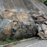 Highway Authority diverts traffic after another landslide on Aburi road