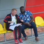 Maxwell Konadu will not replace Zachariassen - Coker