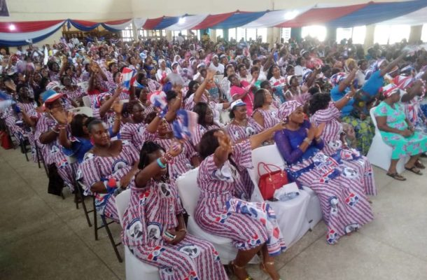 NPP holds Maiden National Women's Conference