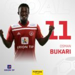 Ghanaian prodigy Osman Bukari named best young player in Slovakia