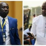 GFA Elections: Palmer shouldn't waste his time because he'll get 15 votes even when cleared- George Afriyie