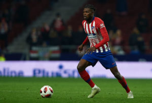 Manchester United missed the chance to sign Athletico Madrid midfielder Partey in the summer