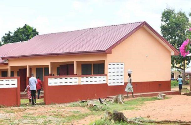 Odumase-Krobo MCE inspects projects