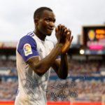 Real Zaragoza set to terminate Raphael Dwamena's loan deal