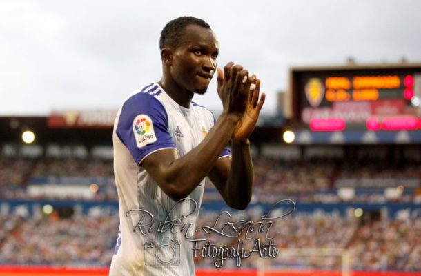 Ghana's Raphael Dwamena ruled out of football indefinitely due to heart condition