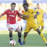 Ghanaian midfielder Richard Boateng on target for Alcorcon
