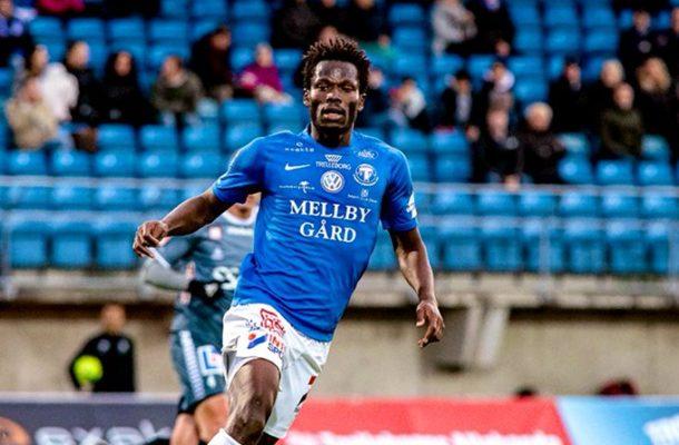 VIDEO: Abdul Fatau Safiu scores delicate chip for Trelleborg fc despite defeat