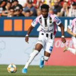 VIDEO: Samuel Tetteh comes off the bench to score for Lask Linz