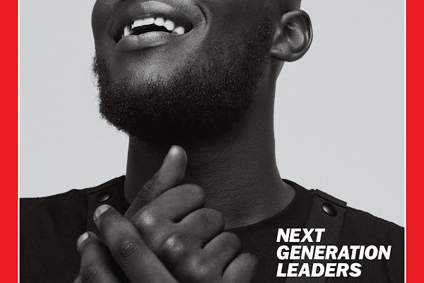 Ghanaian rapper Stormzy featured on the cover of Time magazine, follows Kofi Annan