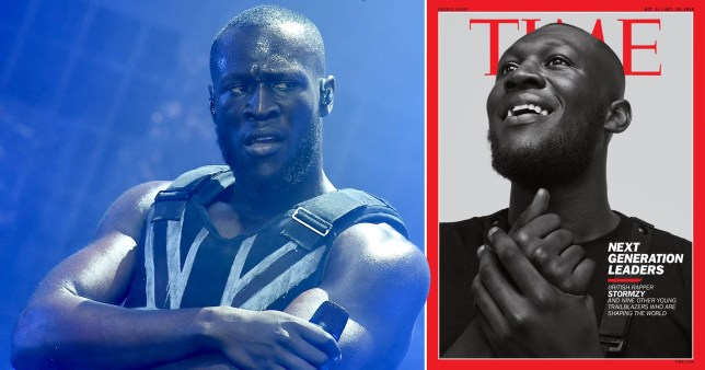 Yes Stormzy!