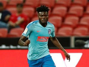 Huge boost for Arsenal as Atlético identifies Partey's replacement
