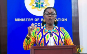 Covid-19: Learn to work from home - Ursula advises Ghanaian workers