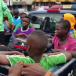 VIDEO: Boys allegedly kidnapped in the Northern region rescued by Police