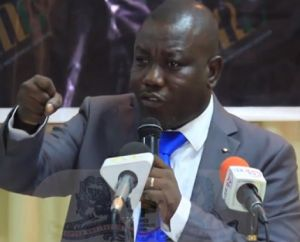 Akufo-Addo's Double-Track forcing students into 'prostitution, armed robbery' - Adongo