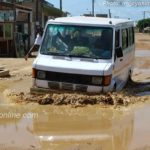 Bad roads most important problem to Ghanaians - Afrobarometer report