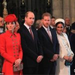 'No One' in the royal family 'is checking in, texting or speaking' to Prince Harry & Wife Meghan