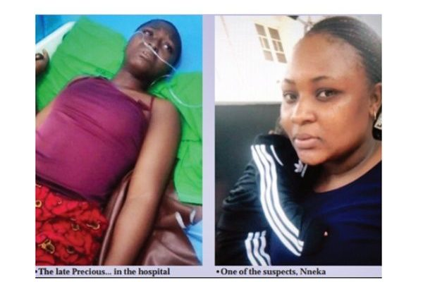 Girl dies after being beaten by her Elder Sister for bed-wetting