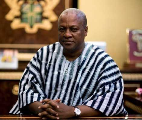 "Mahama & his NDC are ""Bankrupt""; very incompetent to help Ghanaians - NPP Chairman"