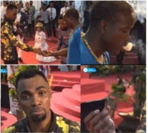 VIDEO: I was hired to smoke wee at Obofour miracle service