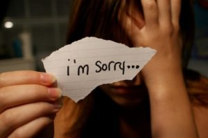If someone's apologies start with any of these 12 phrases, they're being insincere