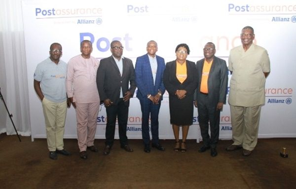 Allianz Life Insurance and Ghana Post launch Post Assurance