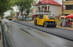 '2020 is year of roads' – Government assures