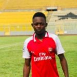 Berekum Chelsea signs midfielder Naafew Gariba from Arsenal