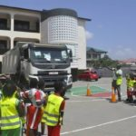 SMT Ghana sensitize school children on road safety