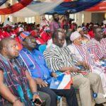 NPP kick-starts National Nasara Conference in Techiman