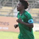 Great Olympics set to sign veteran right back Godfred Saka