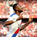 Jordan Ayew's impressive form to force Benteke out of Crystal Palace In January