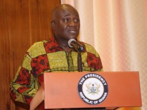Referendum: Let's not allowpeople with different disdain hoodwink the country - Dan Botwe