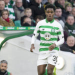 Jeremie Frimpong out of Celtic's Europa League squad