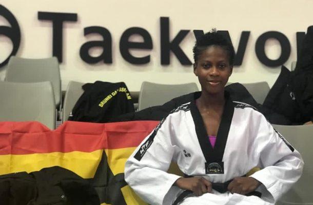 Ghana's Henrietta Armah wins gold in Muju